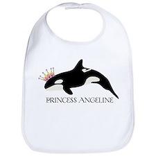 Princess Angeline Bib