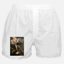 Archangel Saint Michael - Luca Giord Boxer Shorts