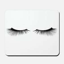 Eyelashes Mousepad