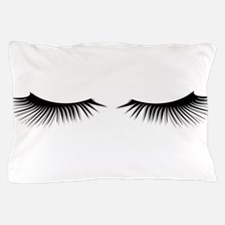 Eyelashes Pillow Case