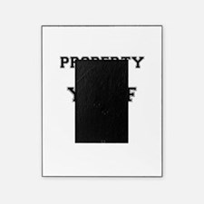 Property of YUSUF Picture Frame