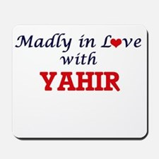 Madly in love with Yahir Mousepad
