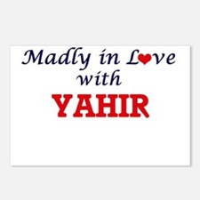 Madly in love with Yahir Postcards (Package of 8)