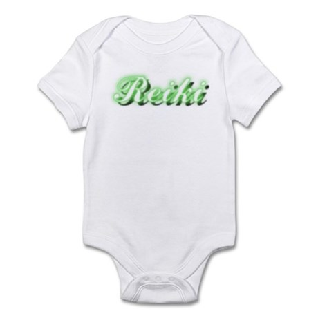 Reiki (Neon Green) Infant Bodysuit