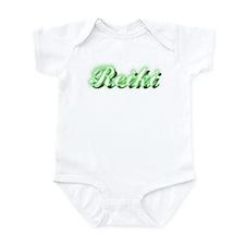 Reiki (Neon Green) Infant Bodysuit