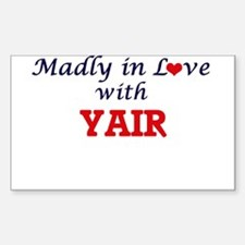 Madly in love with Yair Decal