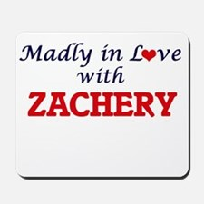 Madly in love with Zachery Mousepad