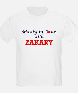 Madly in love with Zakary T-Shirt