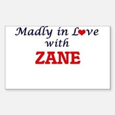 Madly in love with Zane Decal