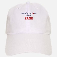 Madly in love with Zane Baseball Baseball Cap
