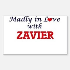 Madly in love with Zavier Decal