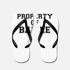 Property of BAILEE Flip Flops