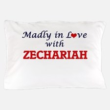 Madly in love with Zechariah Pillow Case