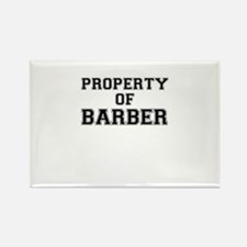 Property of BARBER Magnets