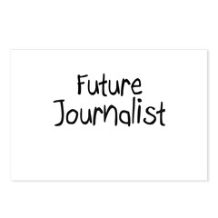 Future Journalist Postcards (Package of 8)