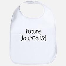 Future Journalist Bib