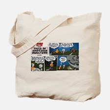 Tales of Impaired Deduction Tote Bag