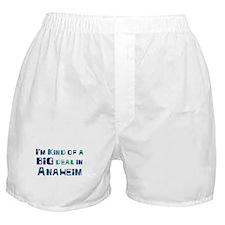 Big Deal in Anaheim Boxer Shorts