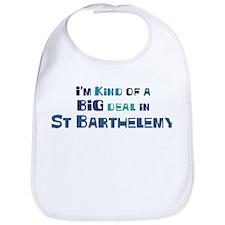 Big Deal in St Barthelemy Bib