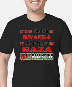 Wrong Is Wrong R T-Shirt