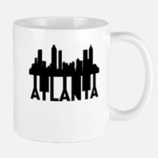 Roots Of Atlanta GA Skyline Mugs