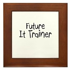 Future It Trainer Framed Tile