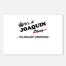 JOAQUIN thing, you wouldn Postcards (Package of 8)
