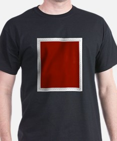Blank Stamp Background T-Shirt