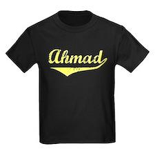 Ahmad Vintage (Gold) T