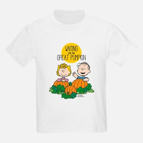 The Great Pumpkin Kid T-shirt