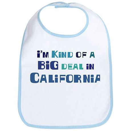 Big Deal in California Bib