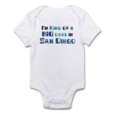 Big Deal in San Diego Infant Bodysuit