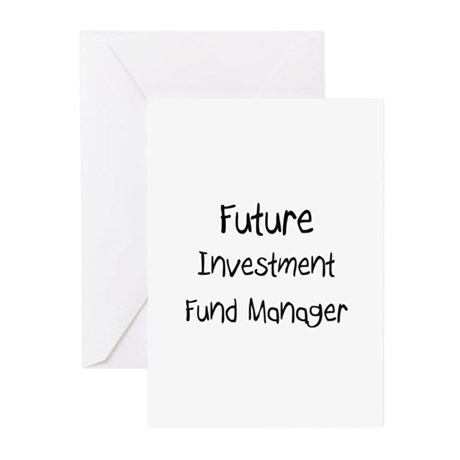 Future Investment Fund Manager Greeting Cards (Pk