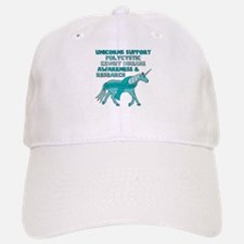 Unicorns Support Polycystic Kidney Disease Awa Baseball Baseball Cap
