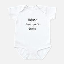 Future Investment Banker Infant Bodysuit