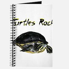 turtles_rock.jpg Journal
