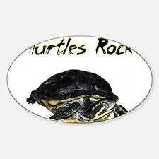 turtles_rock.jpg Decal
