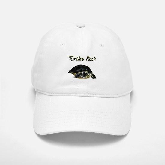 turtles_rock.jpg Baseball Baseball Baseball Cap