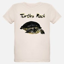 turtles_rock.jpg T-Shirt