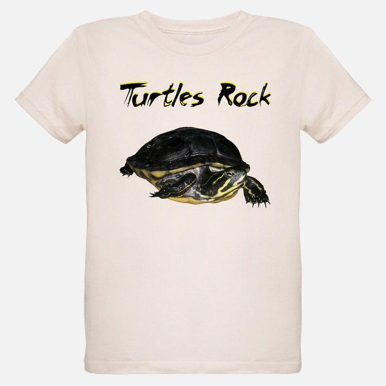 turtles_rock.jpg T-Shirt