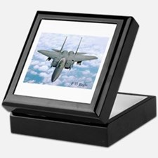 F-15 Eagle Keepsake Box