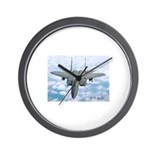 F-15 Eagle Wall Clock