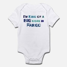 Big Deal in Fargo Infant Bodysuit