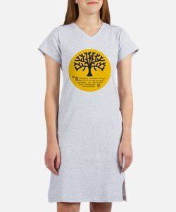 Unique Genealogy Women's Nightshirt