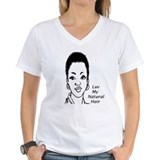 Afrocentric Womens V-Neck T-shirts