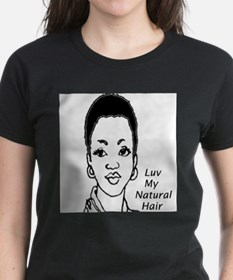 LUV My Natural Hair Tee