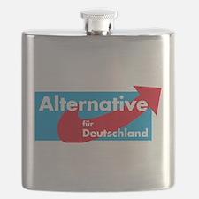Alternative fur Deutschland Flask