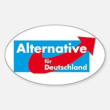 Alternative fur Deutschland Sticker (Oval)