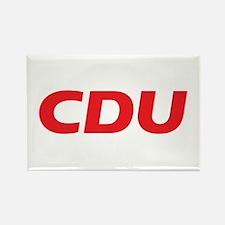 CDU Logo 2017 Rectangle Magnet