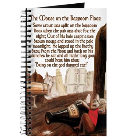 'Mouse on the Barroom Floor' Journal